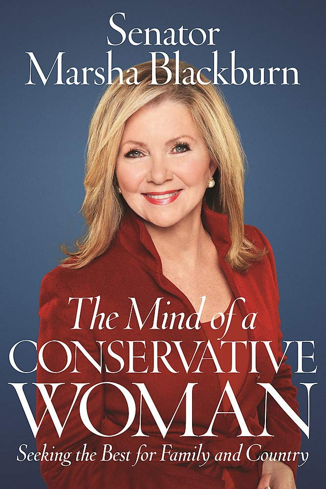 Our latest show is with Senator Marsha Blackburn